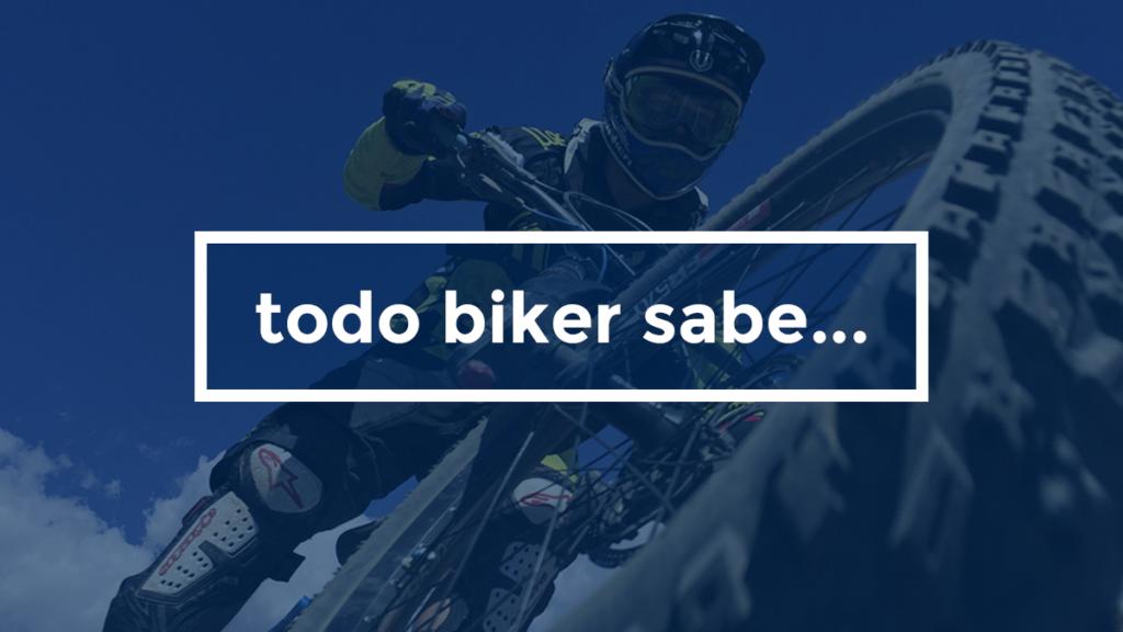 Todo Biker Sabe